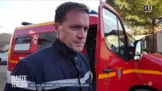 ENQUÊTE SOUS HAUTE TENSION   100 jours avec les pompiers du Gard   Episode 3 et Episode 4