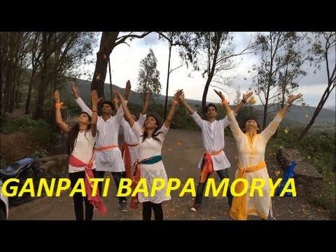 Ganapathi Bappa morya | Dance cove | Allu Arjun  | Iddarammayilatho | Dance Floor studio