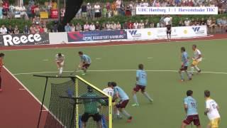 2. Halbfinale DM Feldhockey Herren UHC Hamburg vs. Harvestehuder THC  04.07.2015