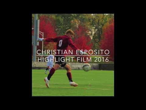 Christian Esposito Highlight Film