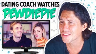Dating Coach Reacts to FELIX and MARZIA KJELLBERG