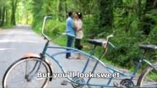 Daisy Daisy ( A bicycle built for two ): by Sompop Sompop