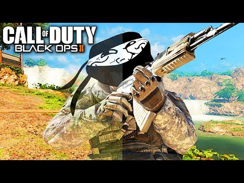 INVISIBLE NINJA DEFUSING MOD TROLLING ON COD BO2 (Black Ops 2 Trolling)