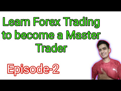 Learn Forex trading to become master trader In octafx Episode-2