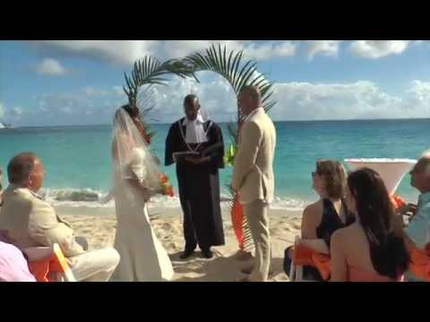 St Maarten Wedding