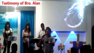 Lake Church - Testimony of Brother  Alan