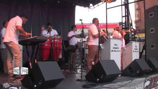 Angel Melendez and the 911 Mambo Orchestra Perform Live at MAAF2014