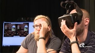 Oculus Rift DK2 im c't-Test