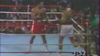 Foreman vs. Ali Round 1 / 30 October 1974