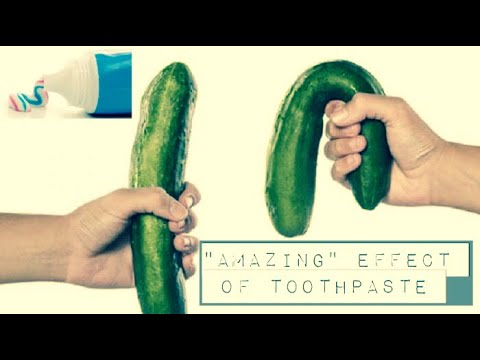 """The Amazing Effect Of Toothpaste That Will Change Your Life"" For Men"