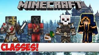 Minecraft Plugin Tutorial - Classes