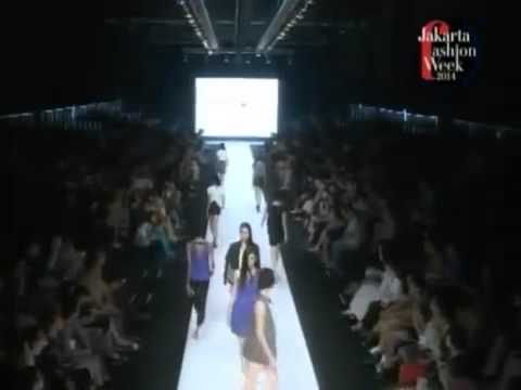 Jakarta Fashion Week 2014 - Signature by LaSalle College International Jakarta (Show)