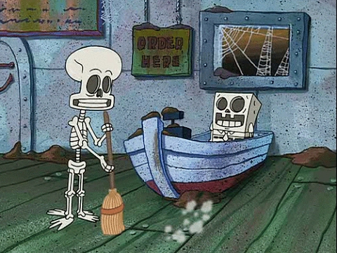 """Spooky Scary Skeletons But Every Time They Say """"Skeletons"""" It Gets Faster"""
