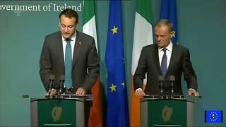 Brexit fallout: Irish border problem could scupper UK trade negotiations