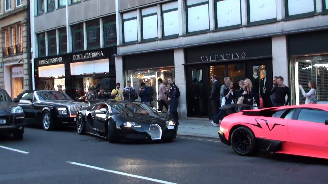The Great London Arabic Supercar Motorshow Youtube