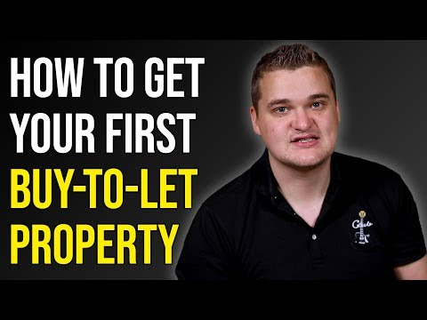 Buy-To-Let Properties for First Time Buyers