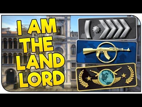 The Landlord! | New Account Challenge in CS:GO!