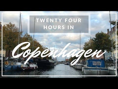 Vlog No.1 Hello from Copenhagen