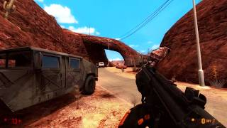 Let's Play Black Mesa - Part 16: Helicopters, Headcrabs and Mines, Oh My