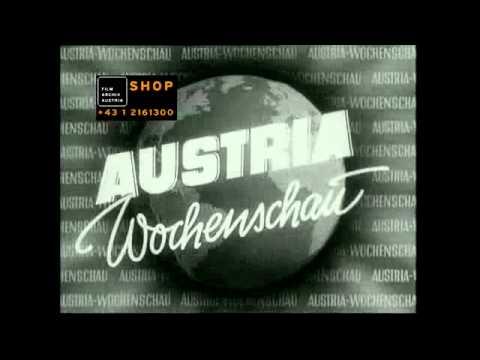 Austria Wochenschau 1933 Filmarchiv Austria 2007 Youtube