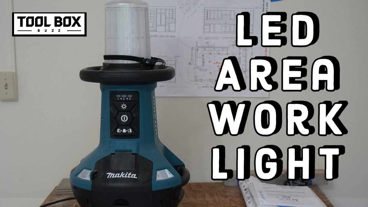 Makita LED Area Work Light DML810