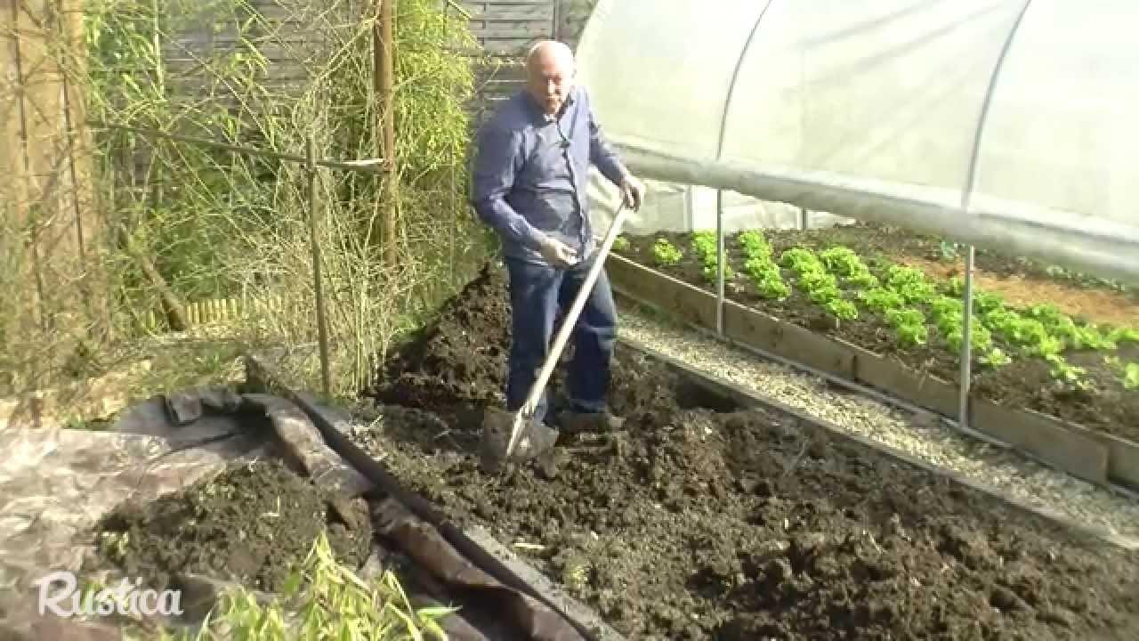 comment planter en butte
