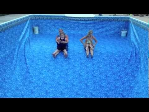 fun pool slide - Cool Pools With Slides