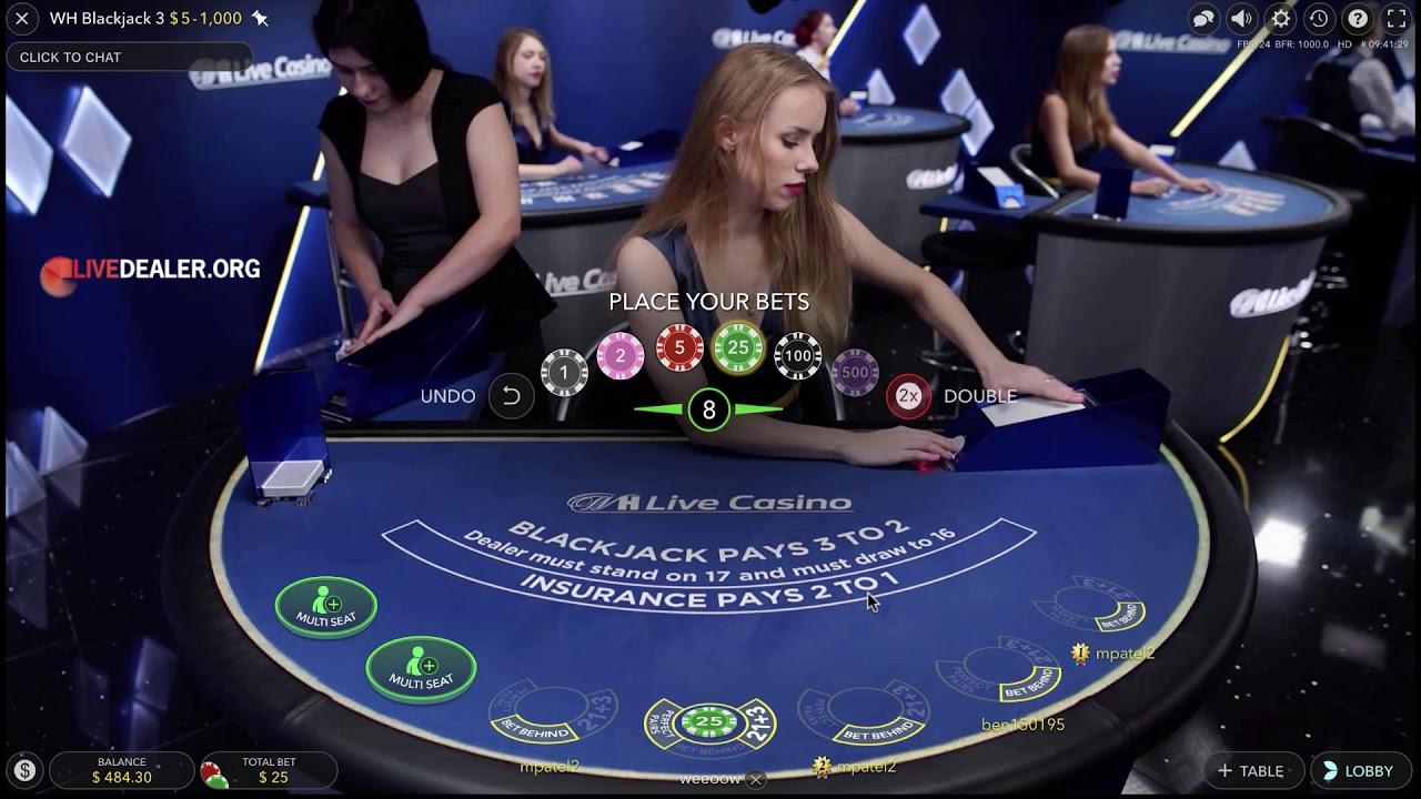 Williamhill Live Casino
