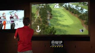 Kinect for Xbox 360 FULL Demo - Tiger Woods PGA TOUR® 13