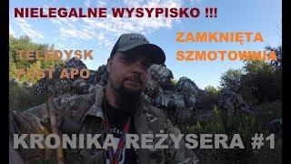 KRONIKA#1 Nielegalne Wysypisko, Zamknięta Szamotownia, Teledysk Post Apo