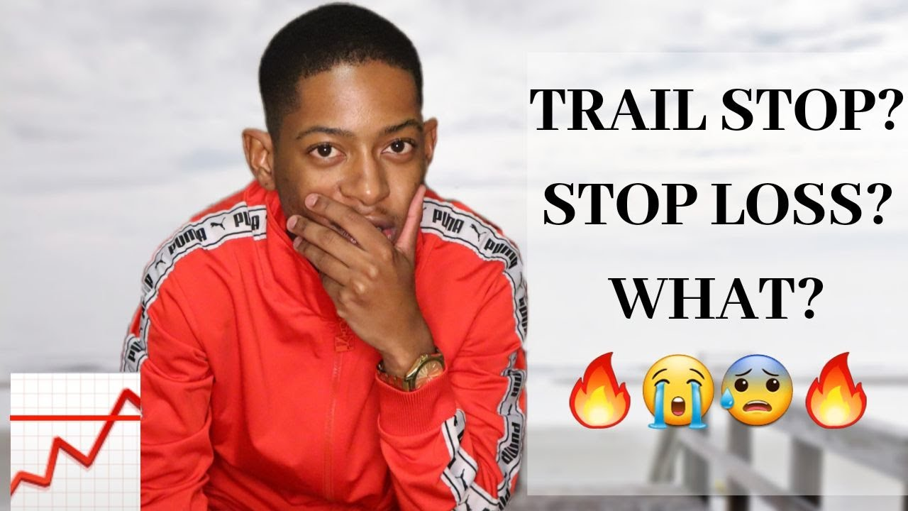 HOW TO TRAIL STOP TRADES - (Learn to lock profits)