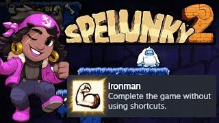 Das Ironman-Achievment! | Spelunky 2