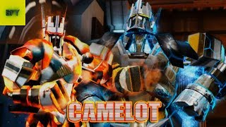 CAMELOT EVOLUTION Real Steel Boxing - Android Gameplay HD