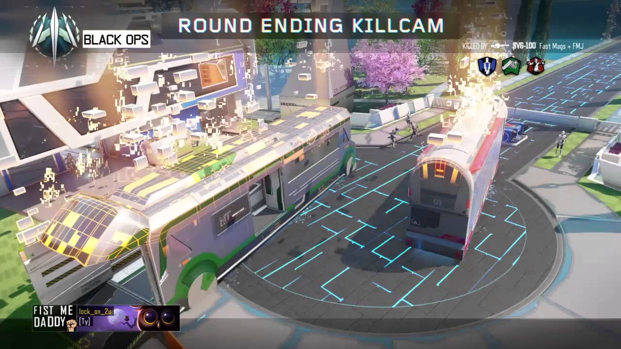 Download Call of Duty®: Black Ops III first matshal shot