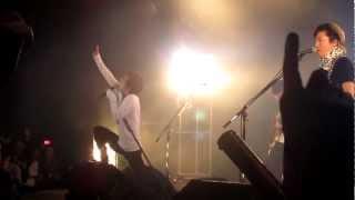 ジュンスカ B(S)Tツアーファイナル 日比谷野外大音楽堂 2012.4.28 撮影O...