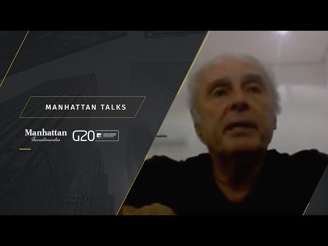 Manhattan Talks: Qual o cenário dos fundos imobiliários? Como será pós-pandemia?