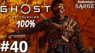 Zagrajmy w Ghost of Tsushima PL (100%) odc. 40 - Duchy przeszłości