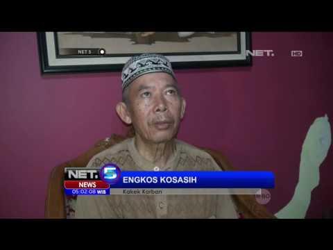 Rekonstruksi Percobaan Perkosaan Terhadap Remaja 12 Tahun di Bandung - NET5