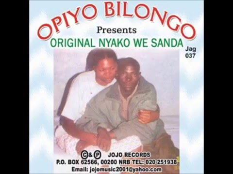 Nyako We Sanda - Opiyo Bilongo