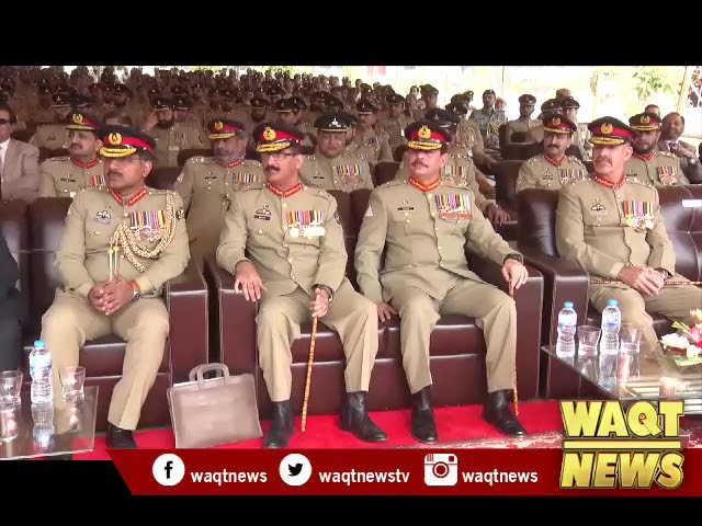 General Qamar Javed Bajwa, Chief of Army Staff (COAS) visited Army Air Defense Center Karachi.