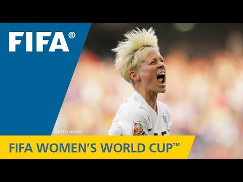 HIGHLIGHTS: USA v. Australia - FIFA Women's World Cup 2015