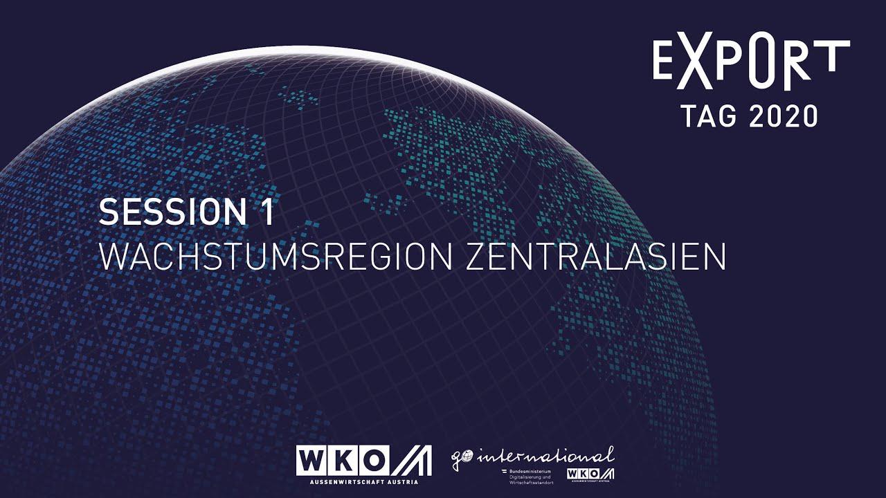 SESSION 1 | WACHSTUMSREGION ZENTRALASIEN