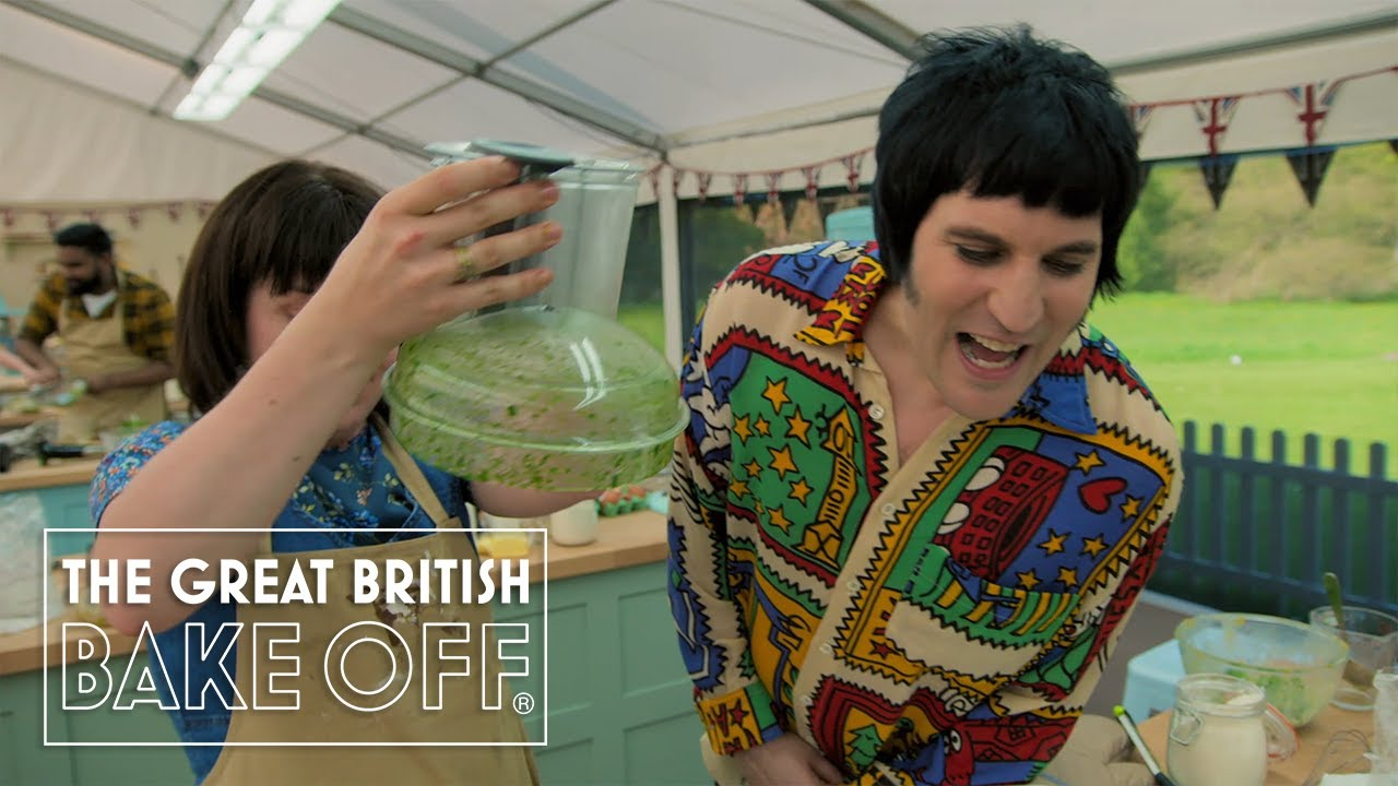 """""""The weirdest thing I've ever done for a cake"""" 