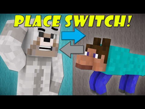 Thumbnail: If Pets And Owners Switched Places - Minecraft