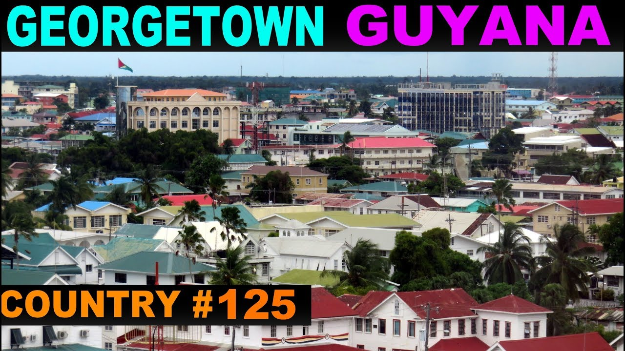 Image result for georgetown guyana