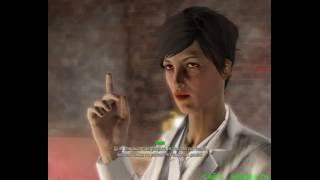 """Прохождение Fallout 4. Часть 8 """" Мысли Келлогона """""""