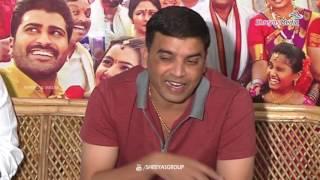 Shatamanam Bhavathi Team Interview | Dilraju | Sharwanand | Anupama Parameshwaran | Shreyasmedia