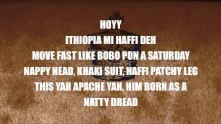 Download Chronixx - Selassie Souljahz (Feat. Sizzla Protoje & Kabaka Pyramid) [Lyric Video] Mp3 and Videos