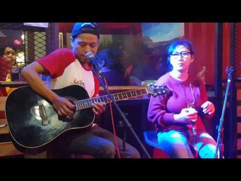 Goyang Maumere Gemu Famire ( Lirik ) Bareng Accoustic FiNoeb Band Uaseekkk