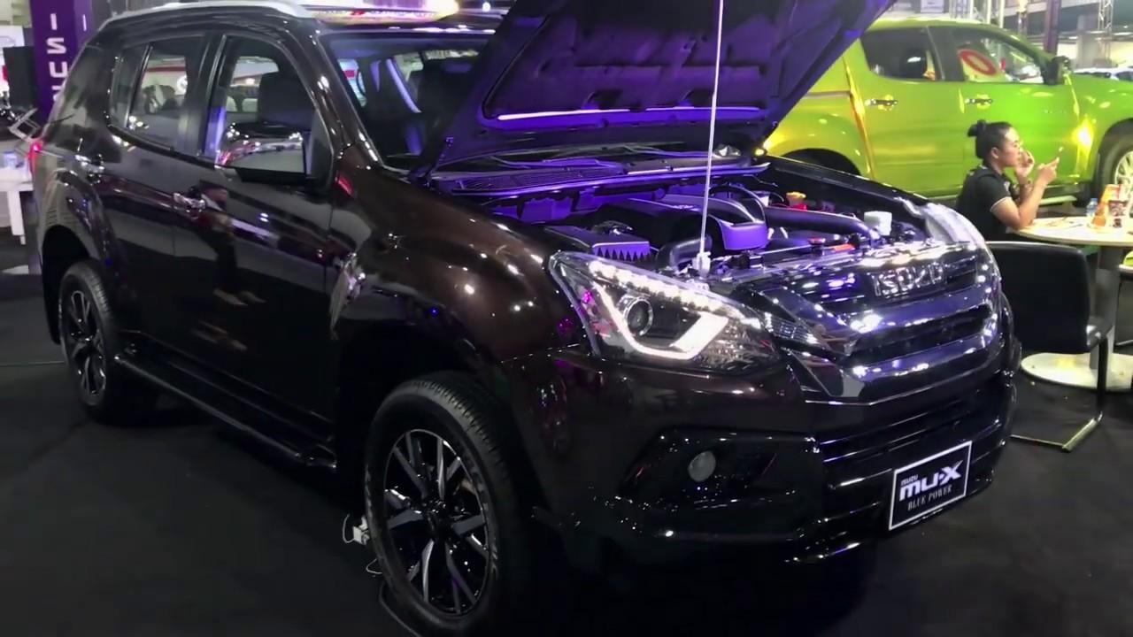 2020 Isuzu MU-X First Drive